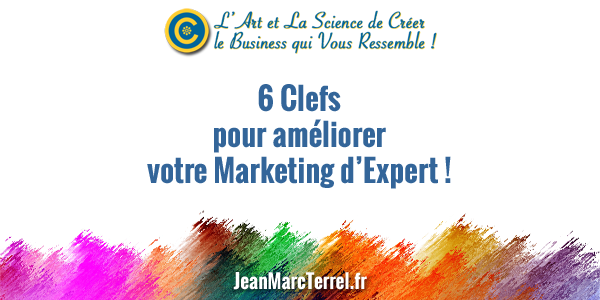 marketing des experts